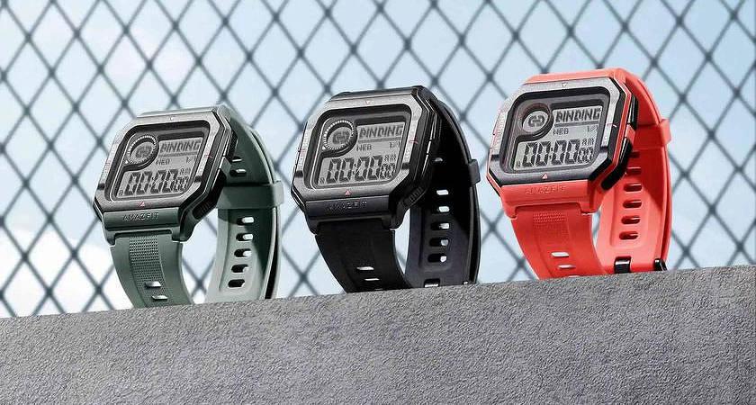 Amazfit Neo – новые смарт-часы за 40 долларов
