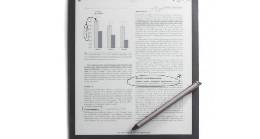 Digital Paper – планшет от E Ink на электронных чернилах