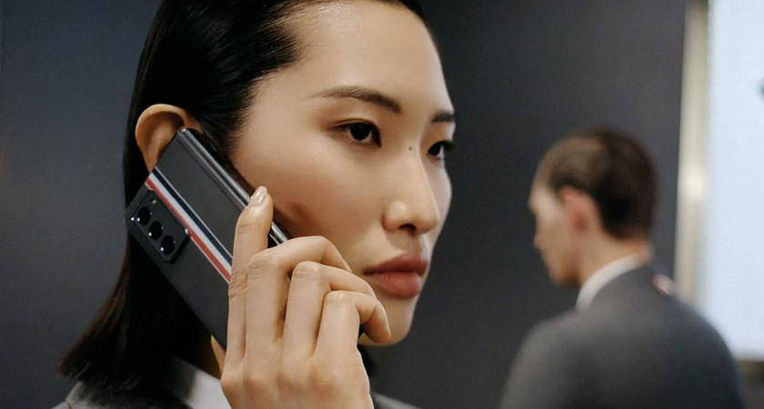 Samsung Galaxy Z Fold 2 Thom Browne Edition – стильный и дорогой флагман на рендерах