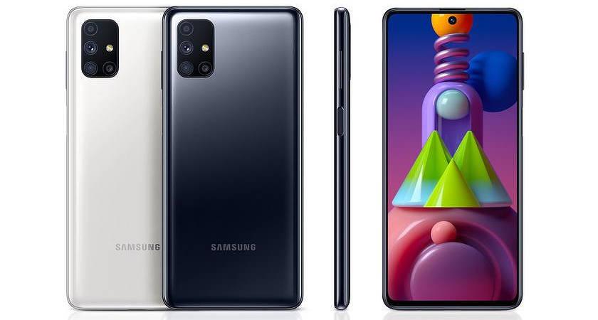 Начались приемы заказов на Galaxy M51 за 360 евро