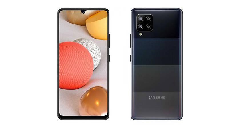 Samsung представила самый дешевый смартфон с поддержкой 5G
