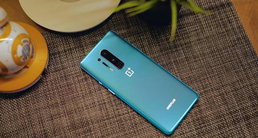 OnePlus 8T: Snapdragon 865+ с квадрокамерой и частотой 120 Гц