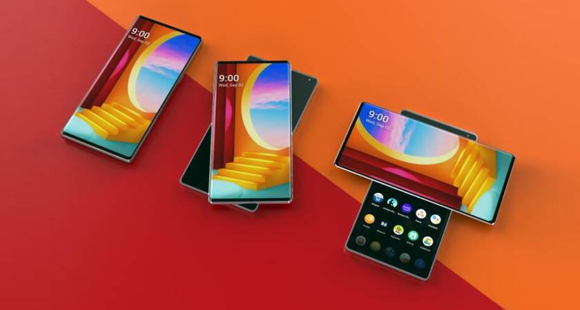 LG Wing появился на рендерах: Т-образная конструкция – что-то новое