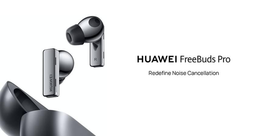 Huawei FreeBuds Pro – новые TWS-наушники на чипе Kirin A1