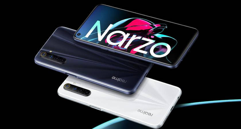 Названа дата выхода Realme Narzo 20 – бюджетная линейка новых смартфонов