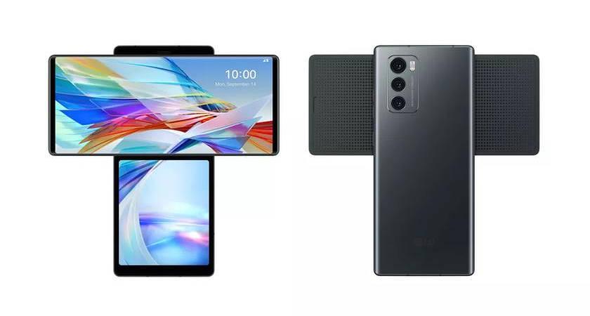 LG Wing – официально представлен новый экспериментальный смартфон с Т-образным корпусом