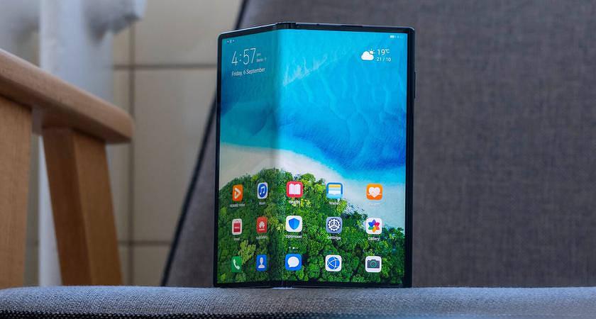 Huawei приняли решение не выпускать Mate X2 по причине санкций