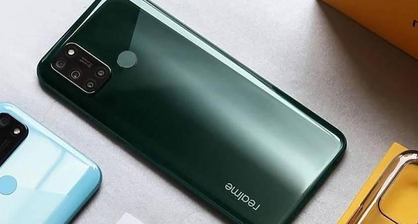 Realme 7i – новый бюджетный смартфон уже на реальных фото