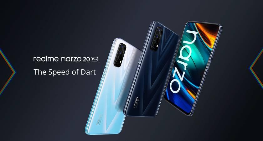 Realme порадовала пользователей новым Narzo 20 и премиальной версией смартфона