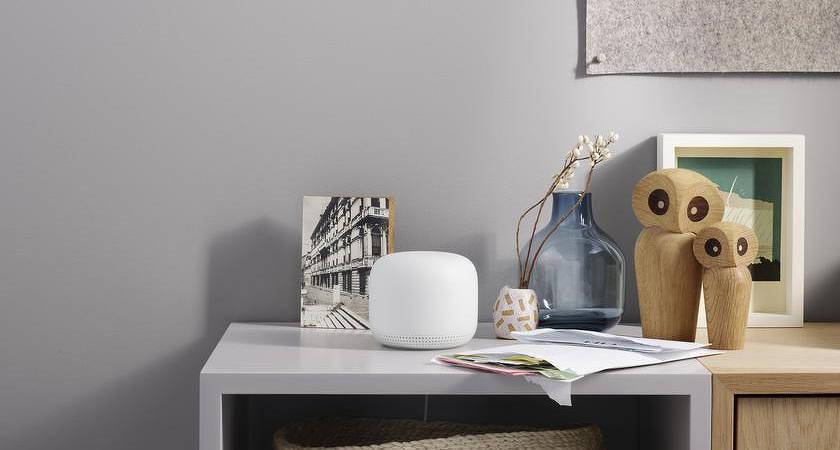 Google планирует выпустить роутер серии Nest Wi-Fi Router всего за 100 долларов