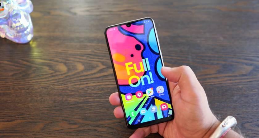Что-то новое: Samsung выпустят бюджетник серии Galaxy F41