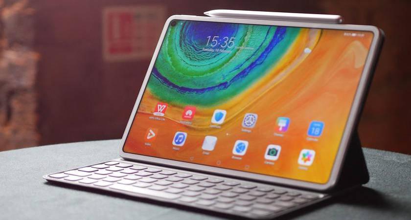 Huawei может выпустить планшет на чипе на 5-нм техпроцессе