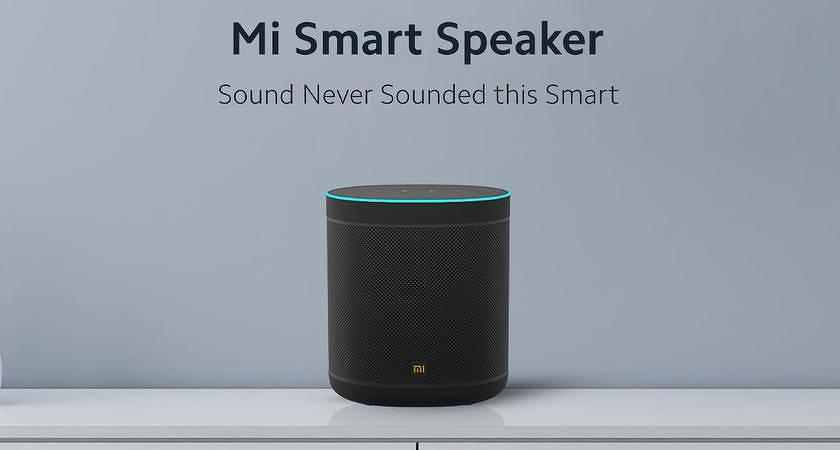 Mi Smart Speaker – новая умная колонка от Xiaomi с Google Assistant