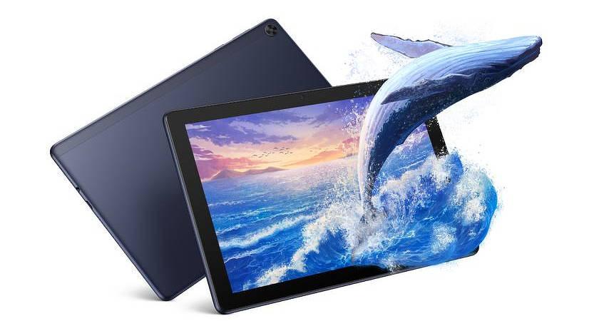 Huawei MatePad T10 – новый бюджетный планшет с батареей на 5100 мАч
