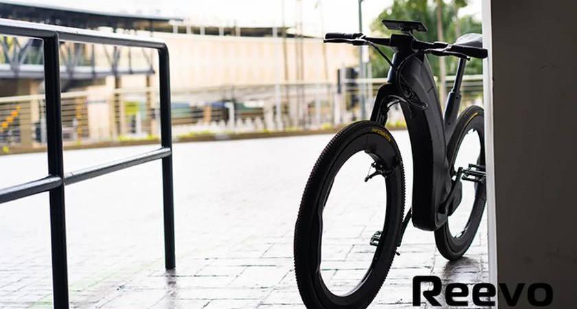 Beno Reevo – новый электрический велосипед без спиц с рекордным ценником