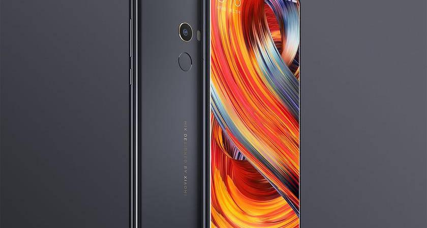 Смартфоны Xiaomi Mi Mix 2 стали получать стабильную оболочку MIUI 12