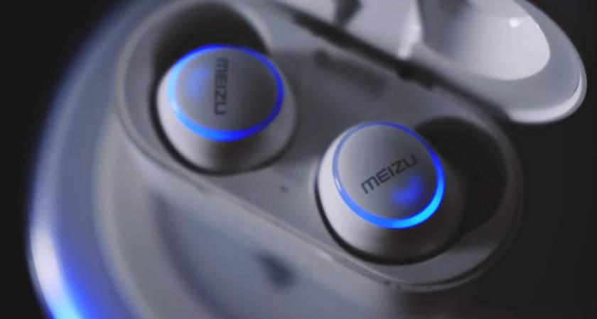 Meizu скоро покажет POP 2s: новые беспроводные наушники