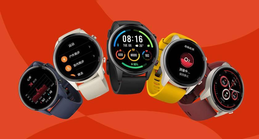Mi Watch Color Sports Edition – новые смарт-часы с поддержкой SpO2