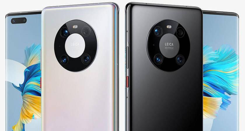 Huawei Mate 40 Pro: дисплей в виде водопада, фирменный Kirin 9000 и шикарные камеры