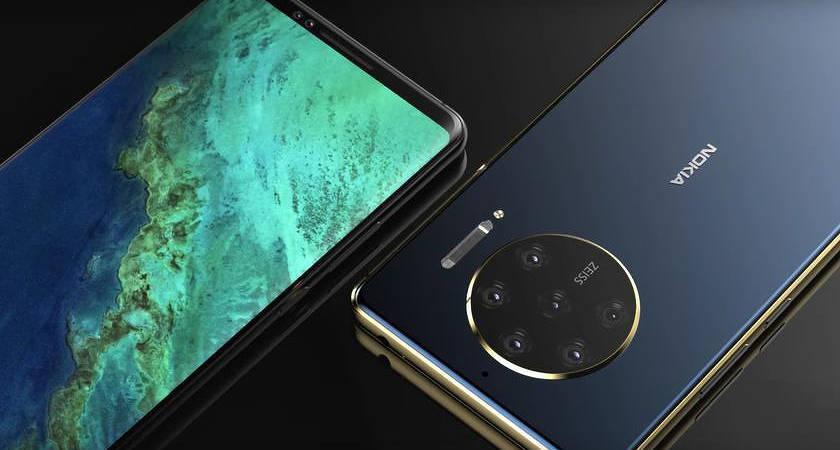 HMD Global могут выпустить флагман Nokia 10 PureView на чипе Snapdragon 875