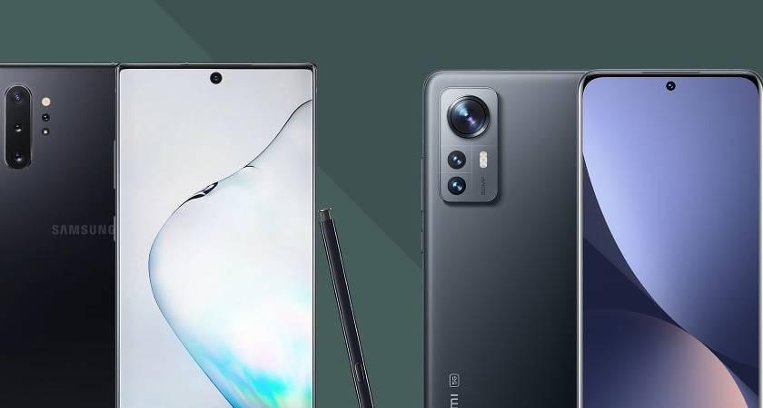 Смартфоны с лучшей камерой 2021 года