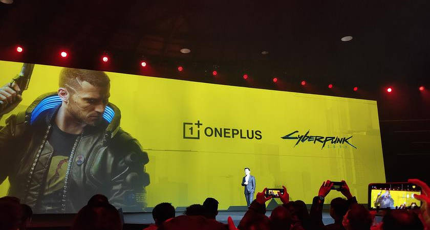 Компания OnePlus собирается выпустить смарт-часы в тематике Cyberpunk 2077