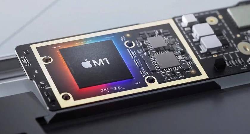 Тесты MacBook Air на Apple M1 удивили многих!