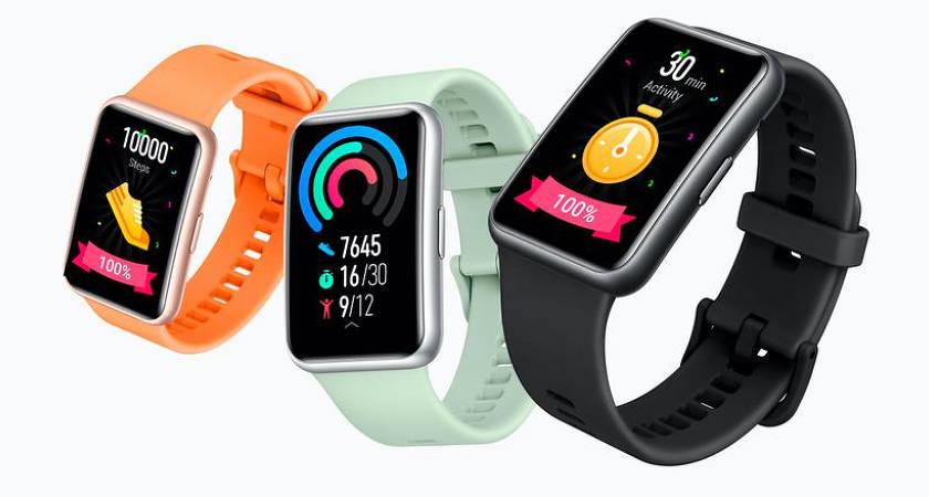Huawei Watch Fit досталось интересное обновление: улучшили всю систему