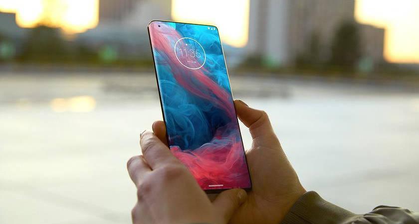 Motorola занимается тестированием необычного экрана для Nio