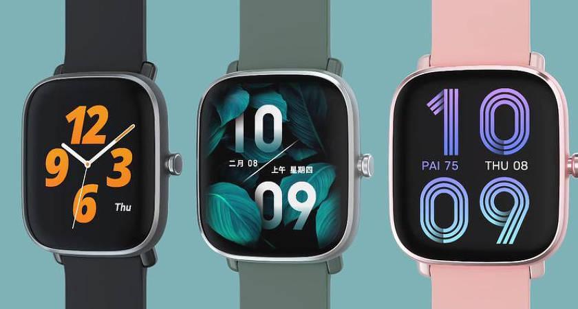 Huami уже 1 декабря покажет смарт-часы серии Amazfit GTS 2 Mini
