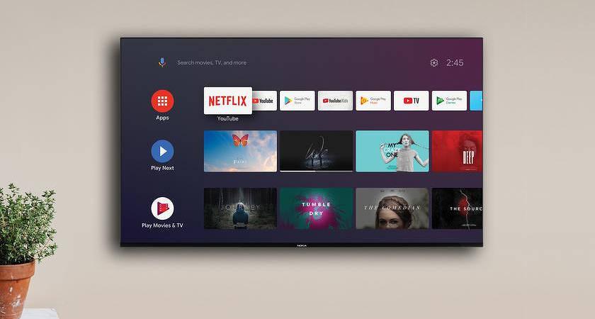 Nokia Smart TV показали в Европе – сразу 7 моделей на Android TV