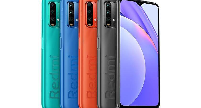 Redmi Note 9 4G еще одна копия POCO M3 с названием Redmi 9T