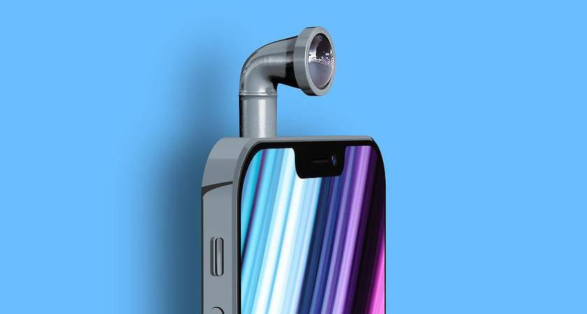 iPhone рассматривает возможность использования перископической камеры