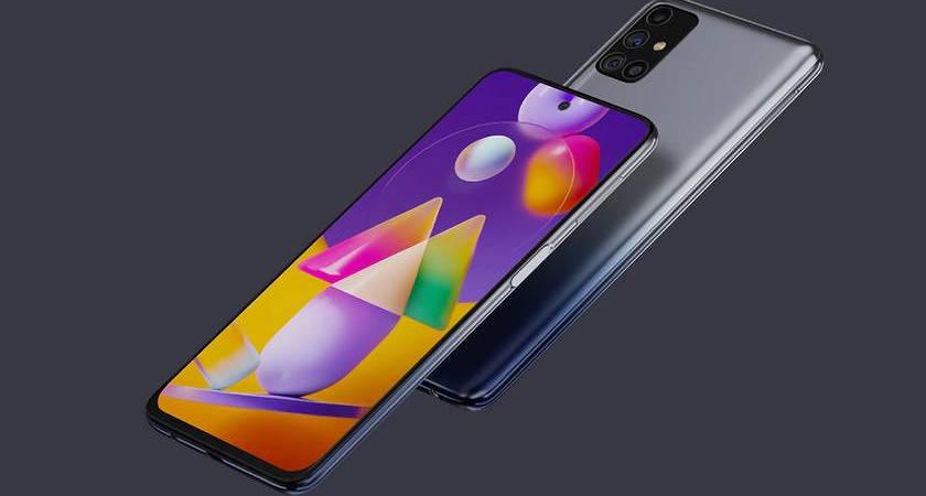 Samsung Galaxy A31 получает обновление One UI 2.5