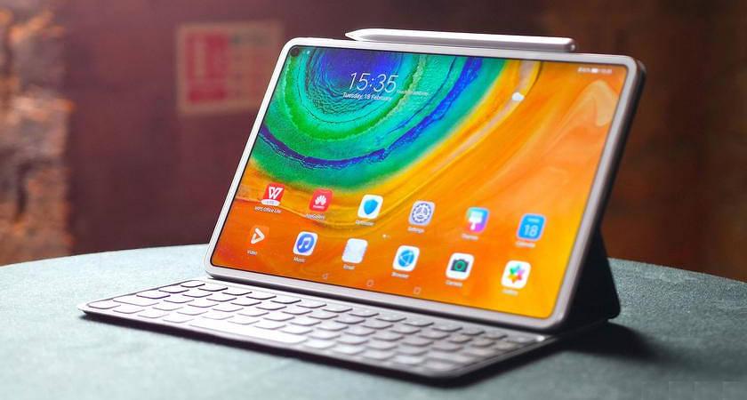 Huawei работает над планшетом на базе HarmonyOS
