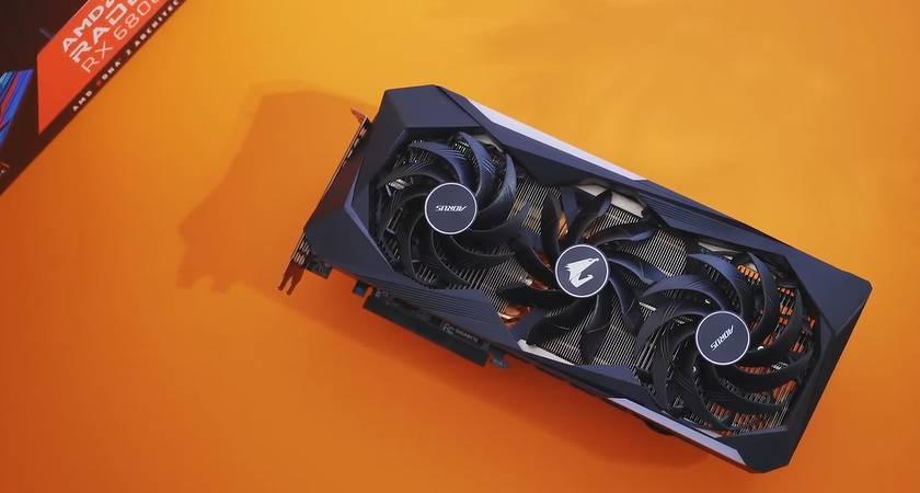 Gigabyte выпустили свои дорогие версии Radeon RX 6800