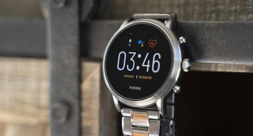 Умные часы Fossil Gen 6 обнаружили в базе FCC