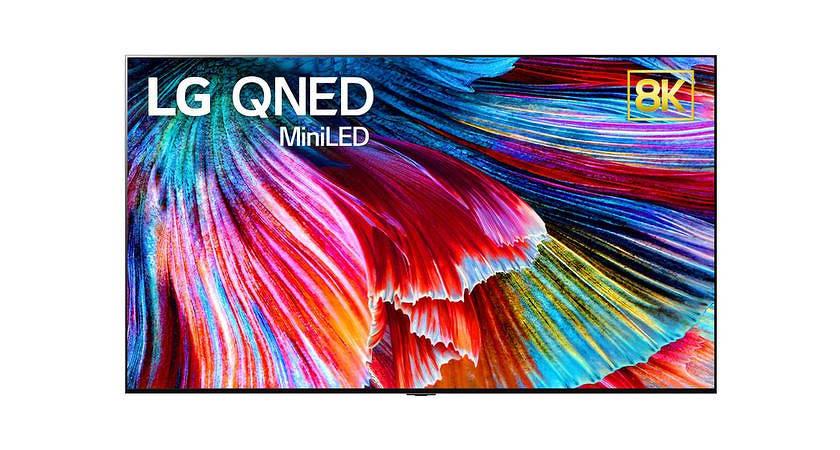 LG покажет первые экраны на QNED Mini LED в рамках CES 2021