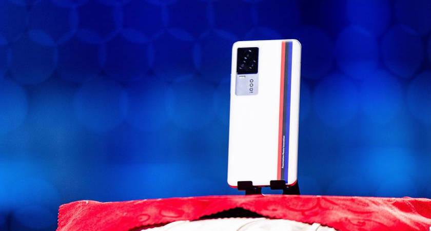 iQOO 7 могут оснастить быстрой зарядкой на 120 Вт