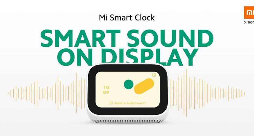 Компания Xiaomi анонсировала умный экран с поддержкой Google Assistant