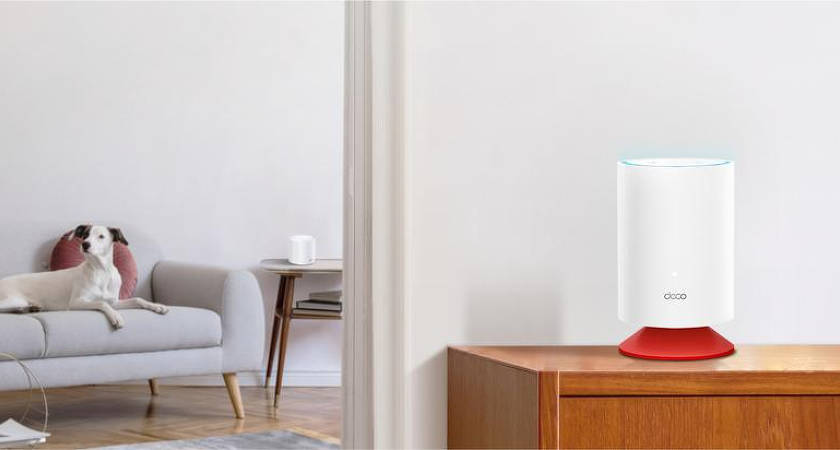 TP-Link Deco Voice X20: новая Mesh-система с поддержкой Wi-Fi 6