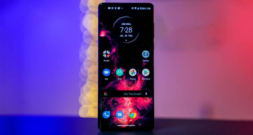 Первый смартфон на Snapdragon 870 представлен: встречаем Motorola Edge S