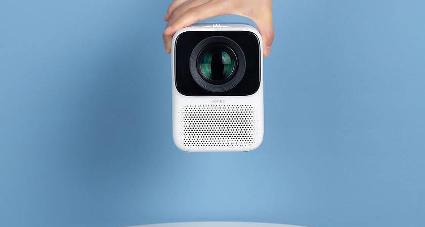Wanbo T2 Max – новый компактный проектор всего за 155 долларов