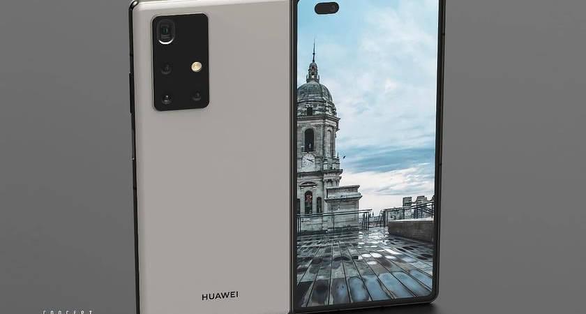 Huawei собирается показать складной смартфон Mate X2 уже в феврале
