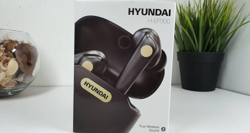 Обзор беспроводных наушников Hyundai H-EP300