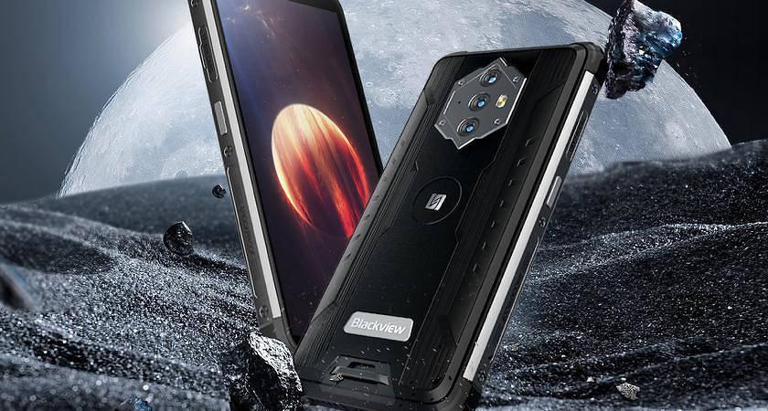 Blackview BV6600 – новый ударопрочный смартфон на чипе MediaTek Helio A25