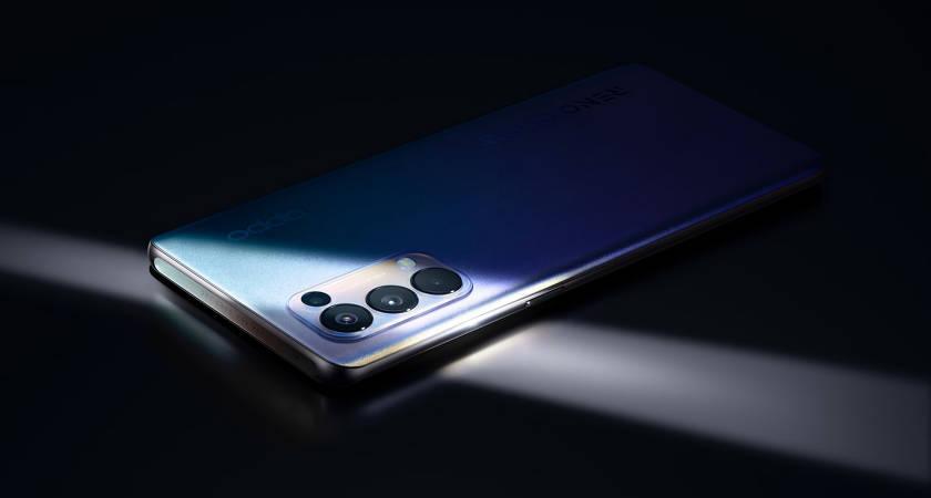 OPPO планирует представить Reno 5 K на Snapdragon 750G