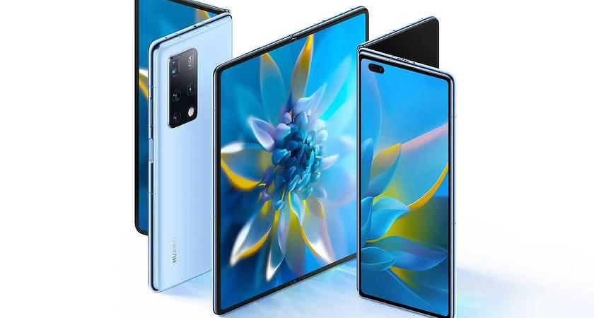 Компания BOE создала уникальный экран для складных смартфонов?