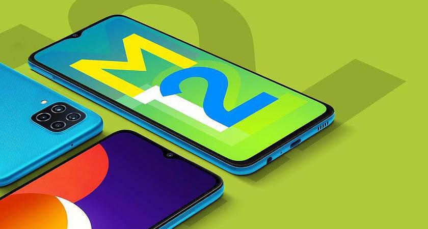 Samsung Galaxy M12 – новый бюджетник показали в Индии