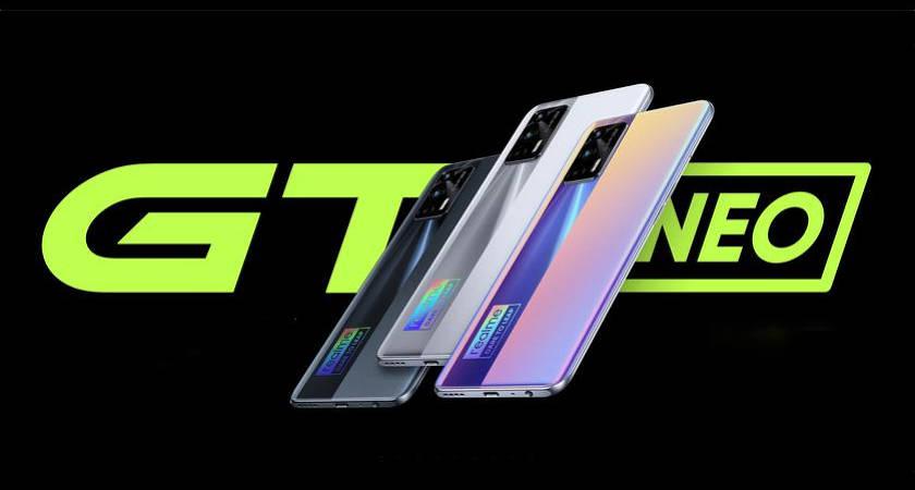 Realme GT Neo – первый смартфон на планете с чипом Dimensity 1200